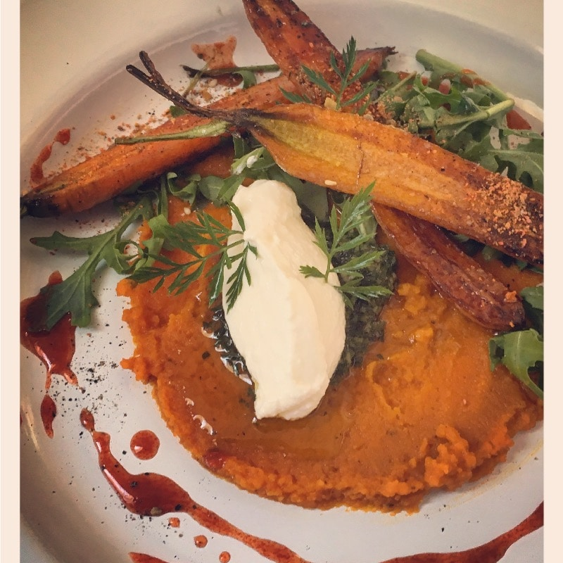All Ways Carrot - Charred Local \