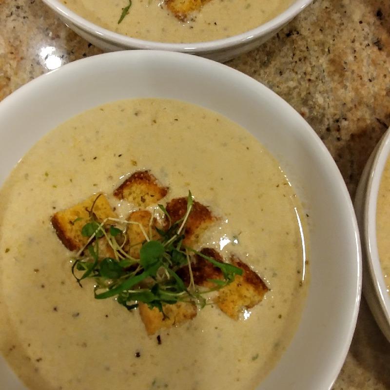 Carolina She Crab Soup