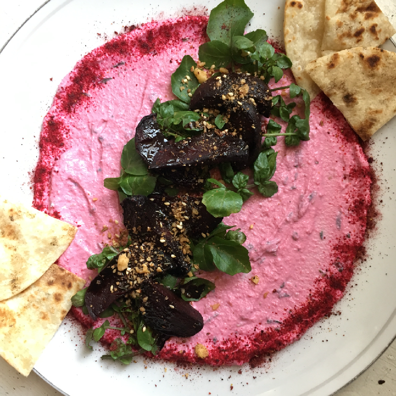Beets on Beets