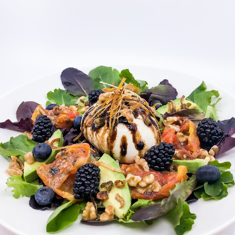 Burrata Salad (slightly different version)