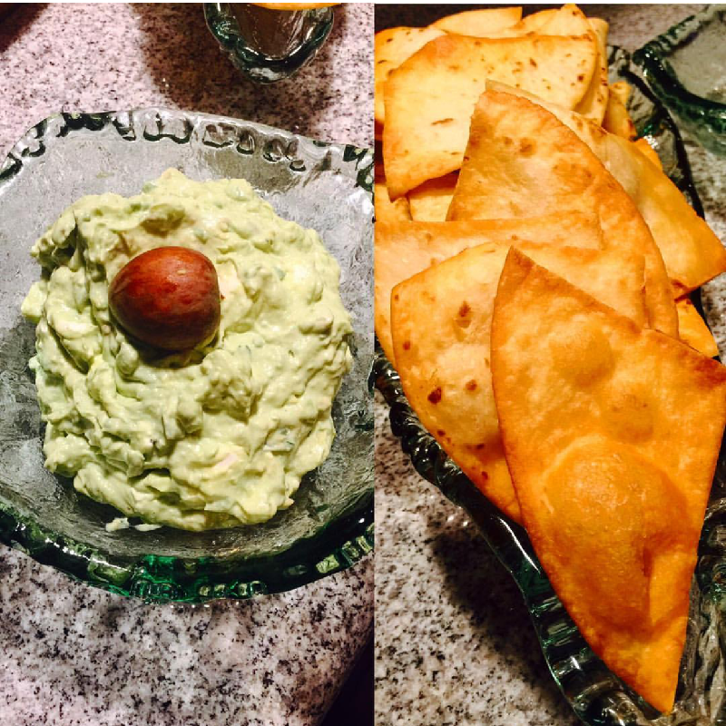 Guacamole/Chips