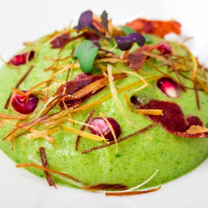 Asparagus Foam