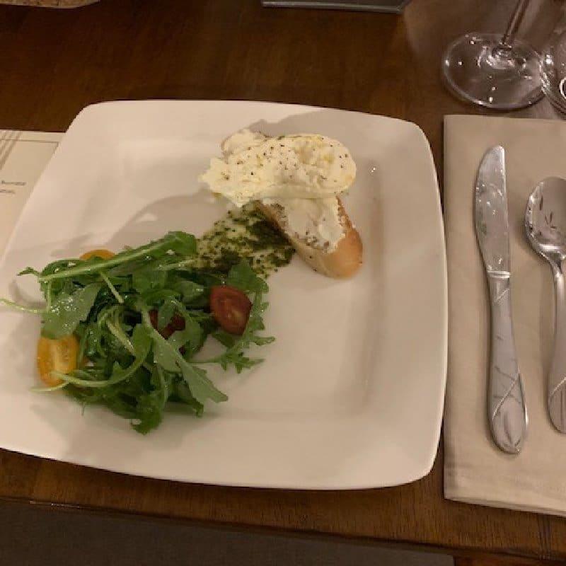 Deconstructed Caprese Salad