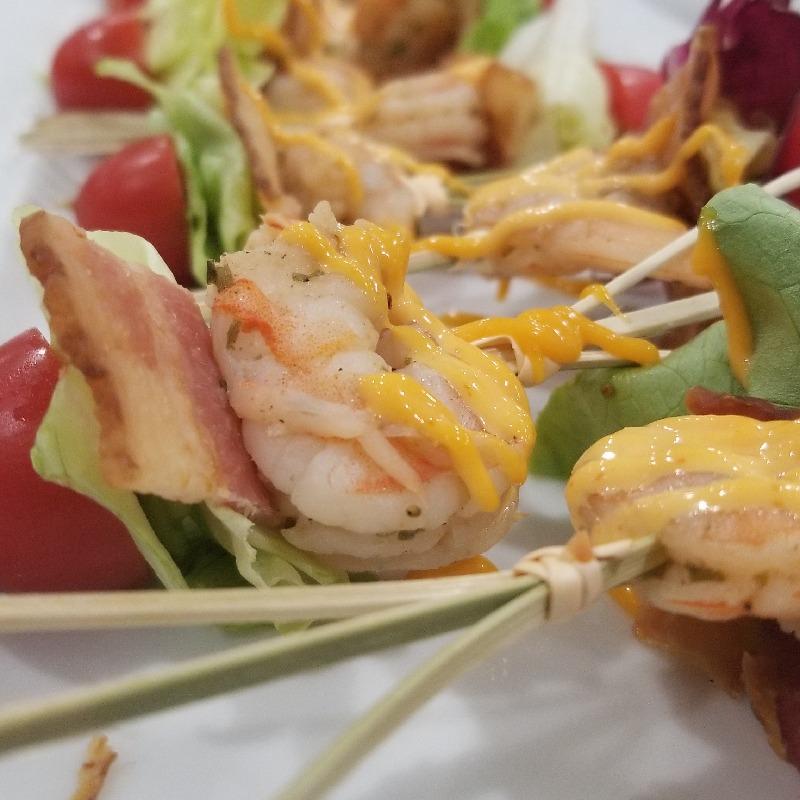 Shrimp BLT