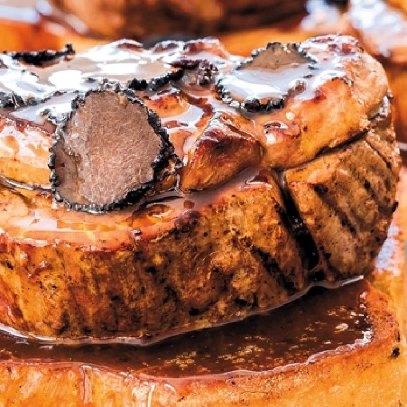 Torneados of Beef