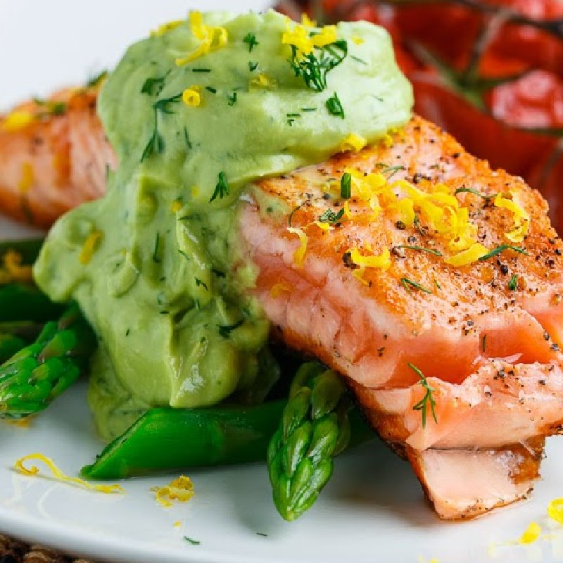 SALMON AVODAISE