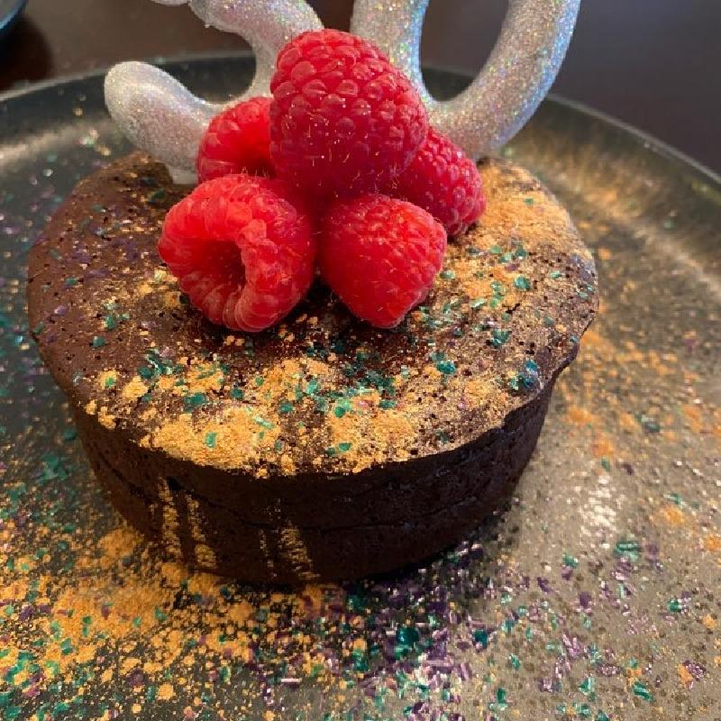 Sample Flourless Chocolate Cake
