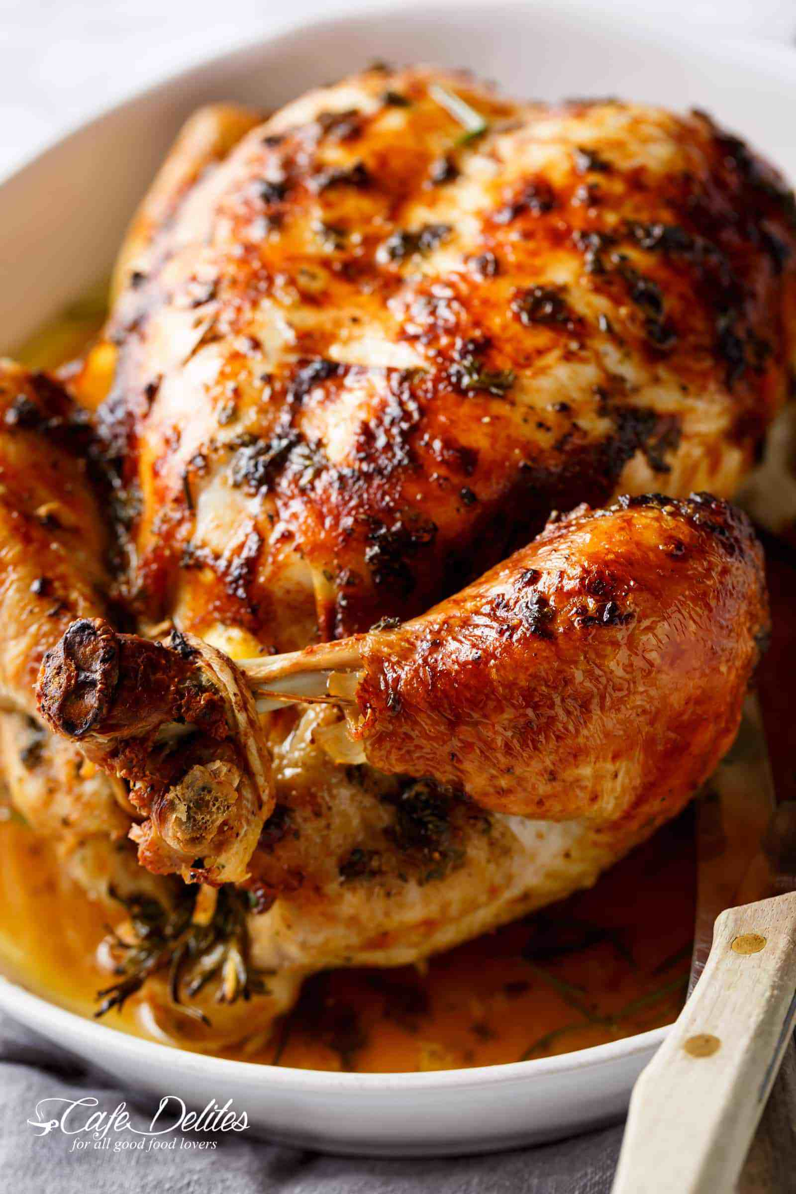 Learn to roast a chicken Image